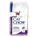Purina Cat Chow Special Care Hairball Control \ Пурина сух. для Кошек Контроль шерсти