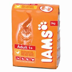 Iams Adult Cat rich in Chicken \ Ямс сух.д/кошек Курица